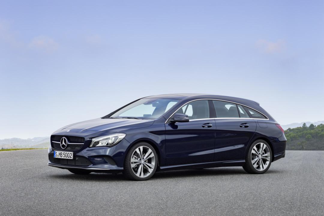 Mercedes CLA Shooting Brake (X117) seit 2013 | mobile.de