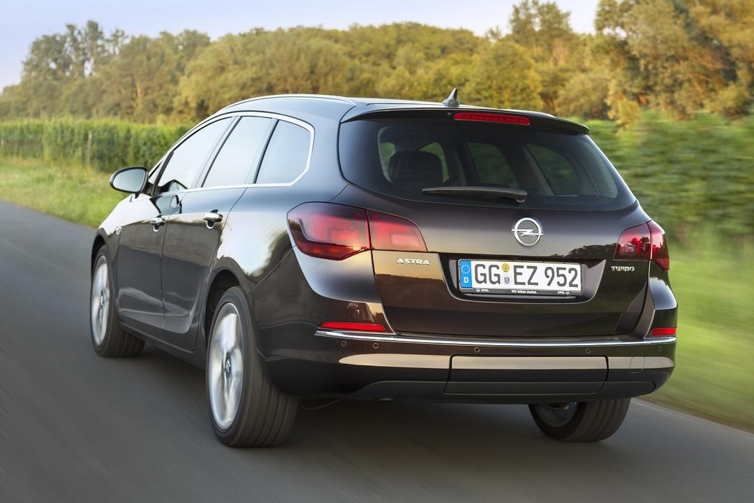 Bardzo dobryFantastyczny Opel Astra Sports Tourer (J) seit 2009   mobile.de BB12