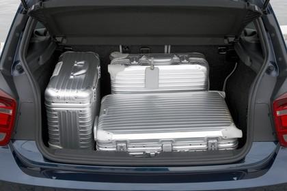 BMW 1er 2015 Kofferraum