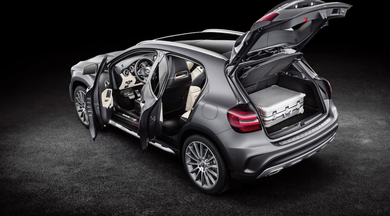Mercedes Gla Mobile De