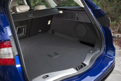 Ford Mondeo Turnier Mk5 Innenansicht Kofferraum