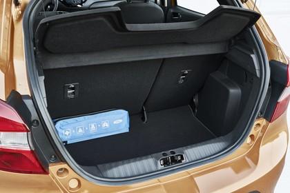 Ford KA+ Innenansicht studio Kofferraum