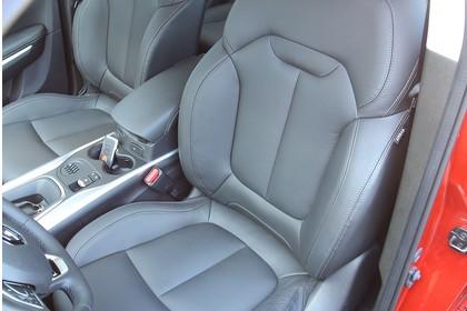 Renault Kadjar Innenansicht statisch Detail Fahrersitz