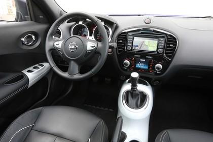 Nissan Juke (F15) Innenansicht Armaturenbrett
