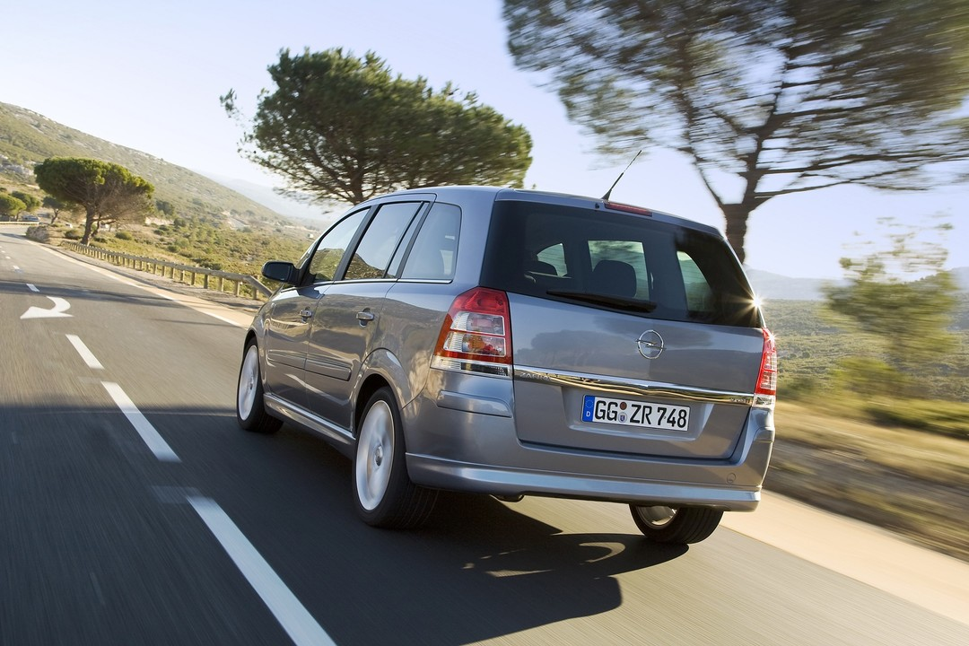 Opel Zafira B Seit 2005 Mobilede