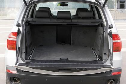 BMW X5 E70 Inenansicht statisch Kofferraum