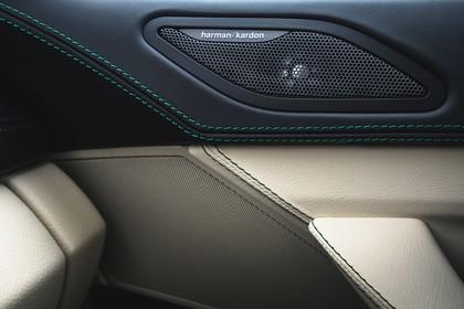 ALPINA B6 BITURBO Gran Coupé F06 Innenansicht statisch Studio Detail Harman Kardon Lautsprecheranlage