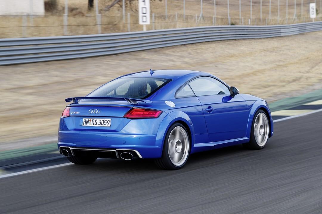 Audi Tt Rs 8s Seit 2016 Mobilede