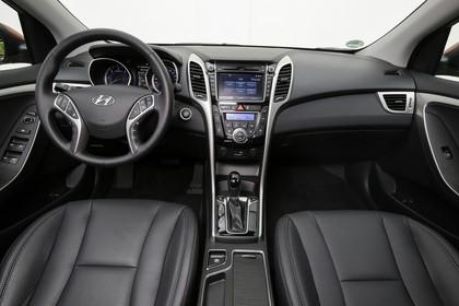 Hyundai i30 GD/GDH Innenansicht statisch schwarz
