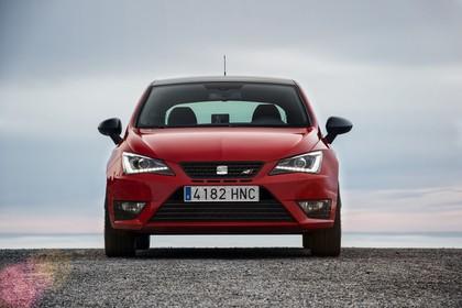 SEAT Ibiza Cupra 6P Front statisch rot