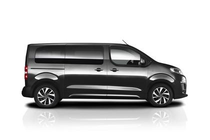 Citroën Spacetourer Aussenansicht Seite statisch Studio schwarz