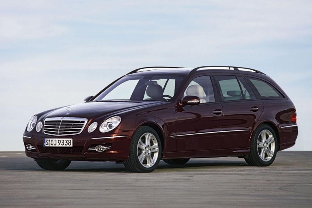 Mercedes E Klasse T Modell S211 Seit 2002 Mobile De