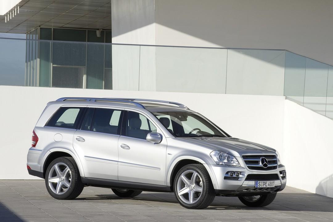 Mercedes GL (X164) seit 2012 | mobile.de