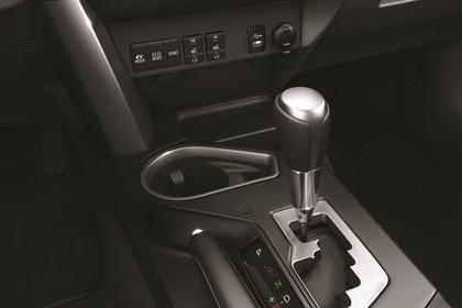 Toyota RAV4 (XA4) Innenansicht Detail Schaltknauf