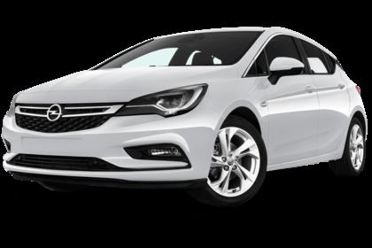 Opel Astra K Schrägheck