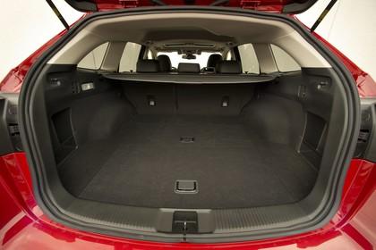 Subaru Levorg Innenansicht statisch Studio Kofferraum