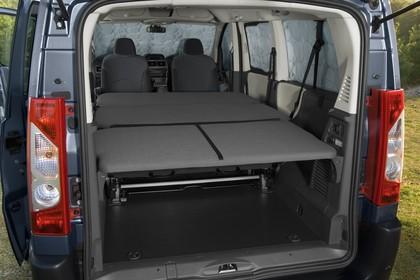 Citroën Jumpy II Innenansicht statisch Innenraum