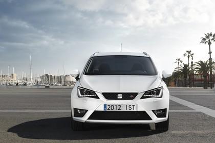 SEAT Ibiza ST 6P Front statisch weiss