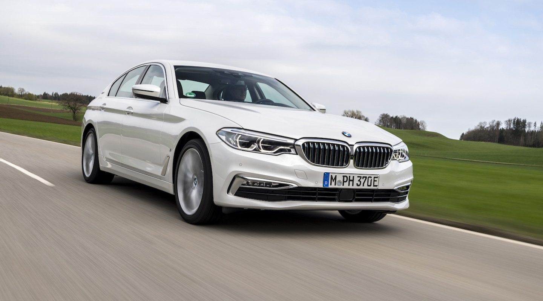 BMW 5er Limousine G30 Seit 2016