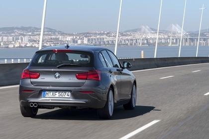 BMW 1er 2015 Aussenansicht