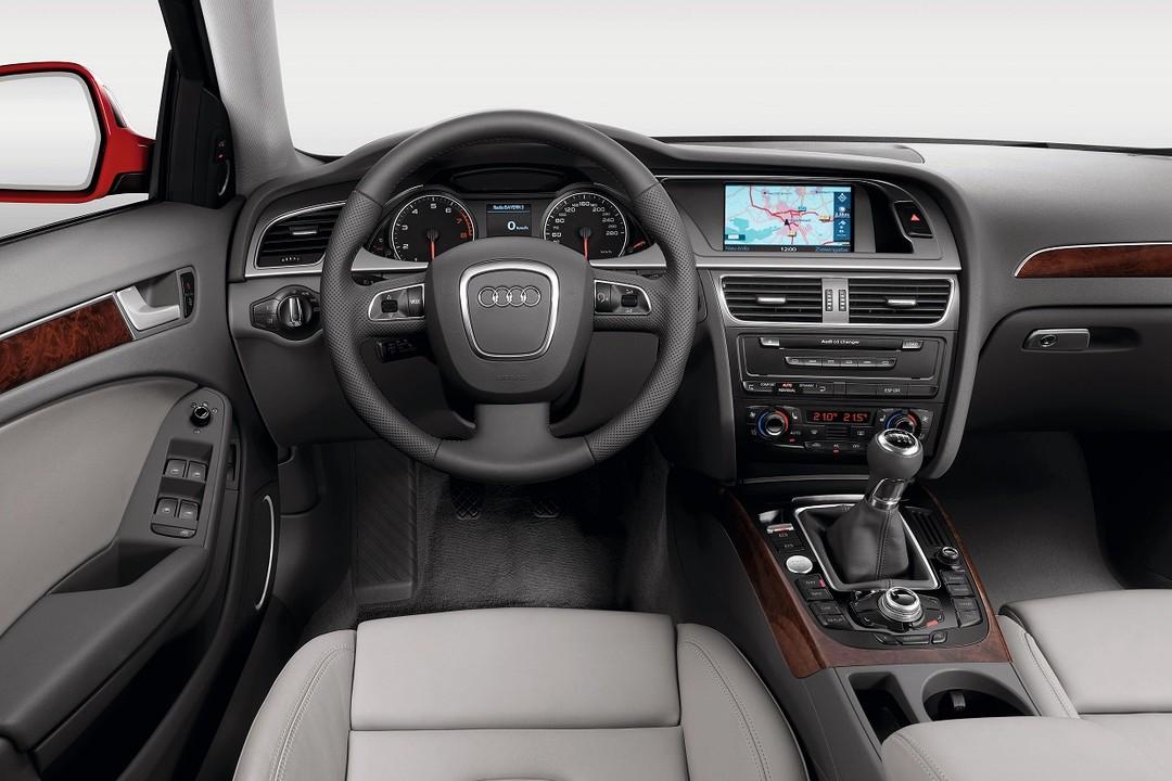 Audi A4 Limousine B8 Seit 2007 Mobilede