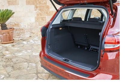 Ford C-MAX Innenansicht Kofferraum