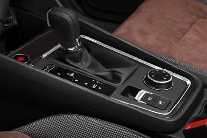 SEAT Ateca KH Innenansicht Mittelkonsole DSG Schalter
