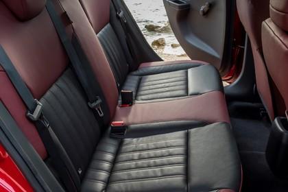 Nissan Micra K14 Innenansicht statisch Rücksitze