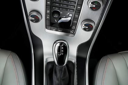 Volvo XC60 (D) Innenansicht Datail Schaltknauf statisch