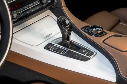 BMW 6er Gran Coupe F06 Innenansicht