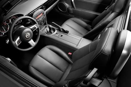 Mazda MX-5 NC Innenansicht Innenraum statisch schwarz