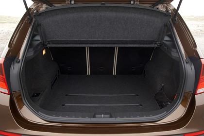 BMW X1 E84 Innenansicht statisch Kofferraum