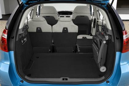 Citroën C4 Picasso U Innenansicht statisch Detail Kofferraum Rücksitze 1/3 umgeklappt