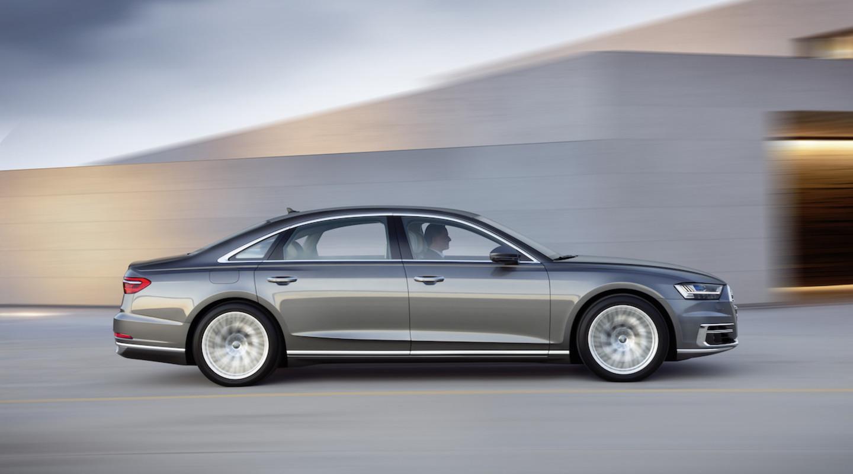 Audi A8 Mobilede
