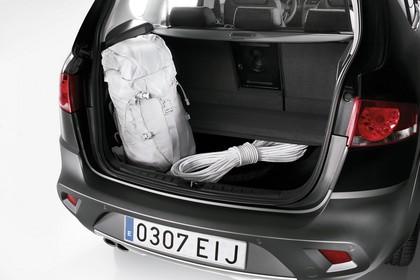 SEAT Altea XL 5P Facelift Innenansicht statisch Studio Detail Kofferraum