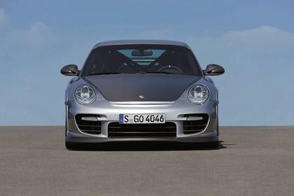 Porsche 911 GT2 RS 997.2 Aussenansicht Front statisch silber