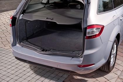 Ford Mondeo Turnier Mk4 Innenansicht statisch Kofferraum