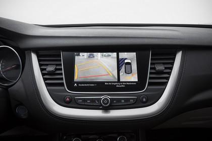 Opel Grandland X Z Innenansicht statisch Studio Detail 360-Grad-Kamera