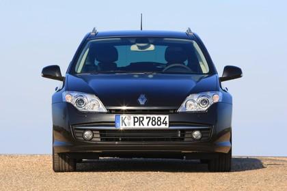 Renault Laguna Grandtour T Aussenansicht Front statisch schwarz