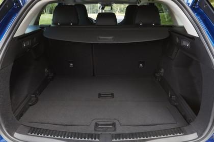 Renault Mégane Grandtour IV Innenansicht statisch Kofferraum
