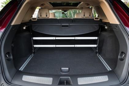 Cadillac XT5 C1XX Innenansicht statisch Kofferraum