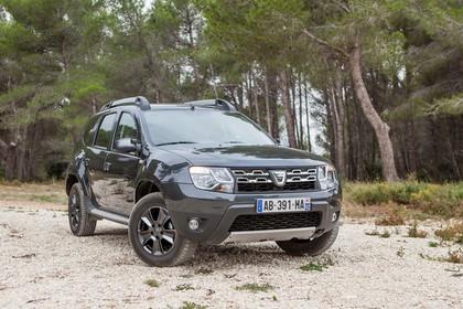 Dacia Duster SD Aussenansicht
