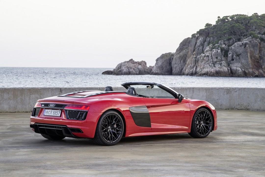 Audi R8 Spyder 4s Seit 2015 Mobile De