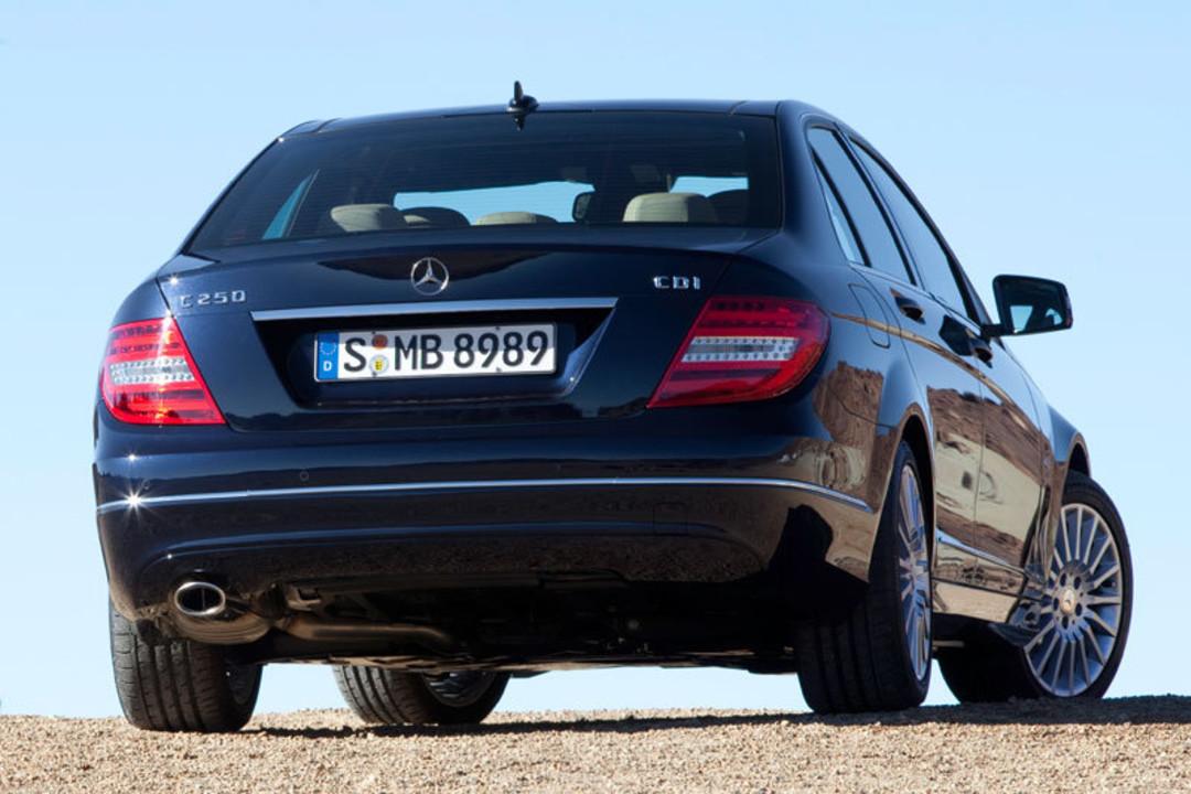 mercedes c-klasse limousine (w204) seit 2007 | mobile.de
