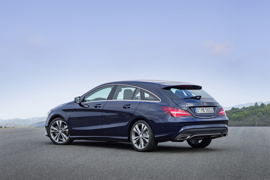 Mercedes Cla Shooting Brake X117 Seit 2013 Mobile De