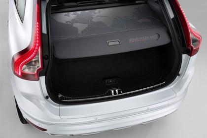 Volvo V40 M/525 Innenansicht Detail statisch silber Kofferraum