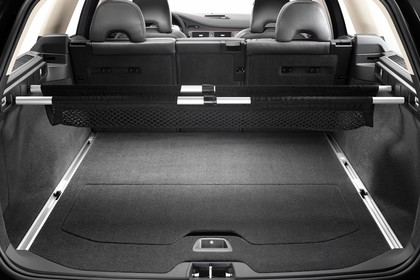 Volvo XC70 P24 Innenansicht statisch Studio Kofferraum