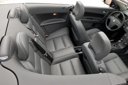 Volvo C70 Innenansicht Innenraum statisch schwarz