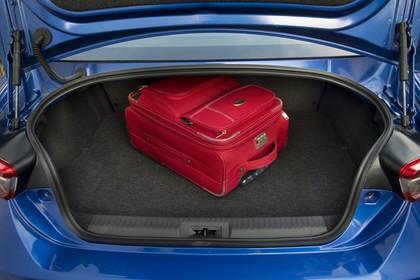 Subaru BRZ Innenansicht statisch Kofferraum