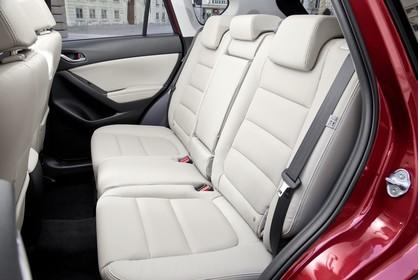 Mazda CX-5 KE Innenansicht statisch Rücksitze